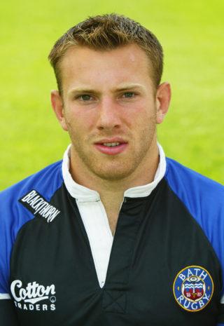 Player Rob Hawkins