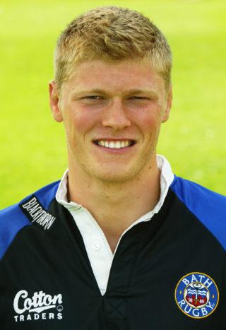 Player James Hudson