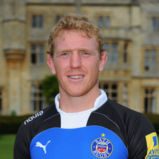 Player Sam Vesty