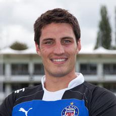 Player Scott Hobson