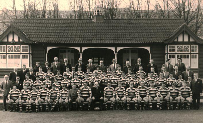 1969-1970 Bath Football Club Squad photograph