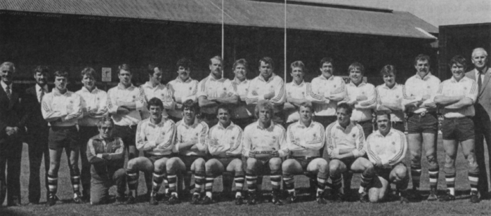1984  Bath v Bristol John Player Special Cup winners