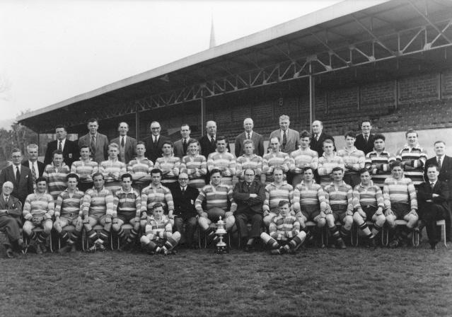 1957-1958 Bath Squad