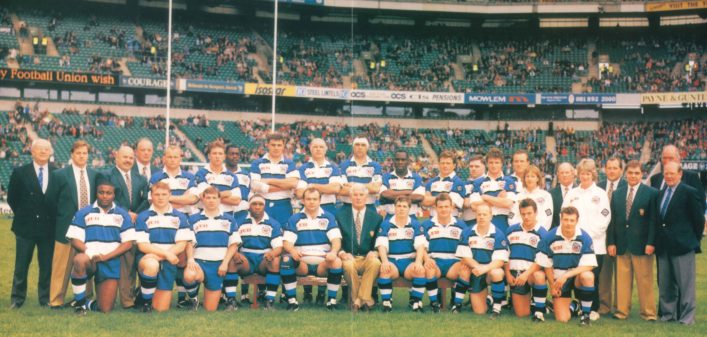 1994 Pilkington Cup winers