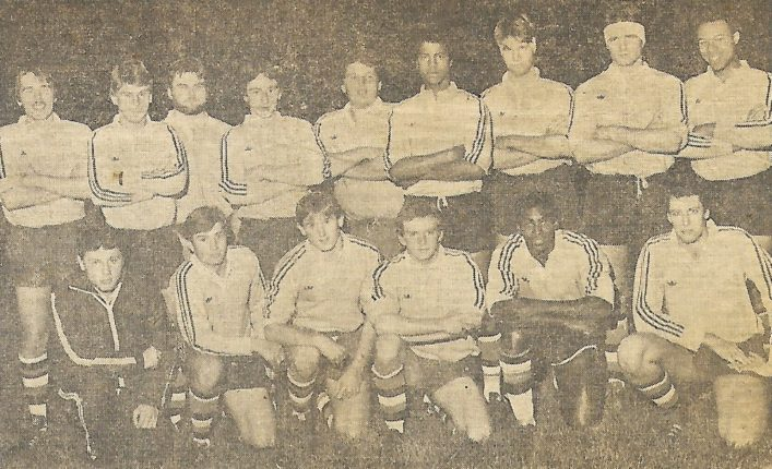 1983 24 October Bath Youth XV