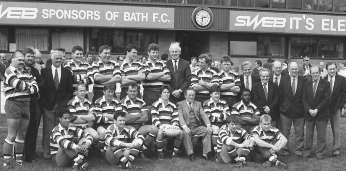 1989 15 April Bath v Llanelli