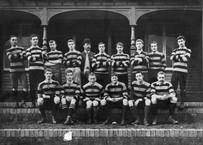 1896 Bath team