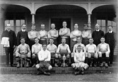 1908-1909 Bath 'A' Team