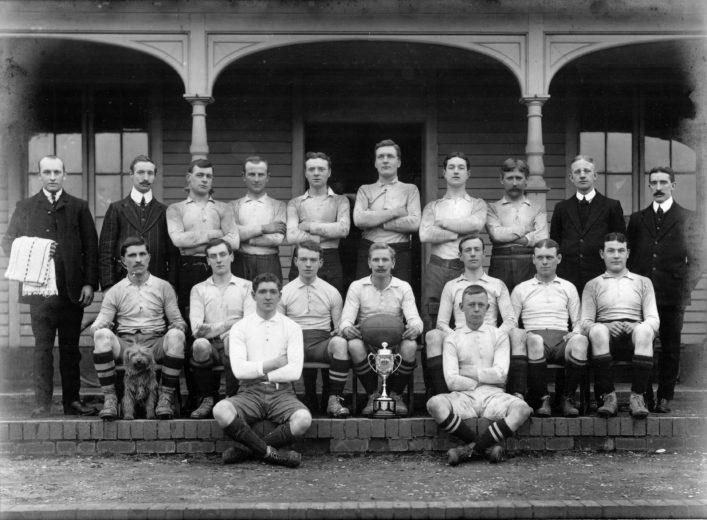 1908 1909 Bath A Team