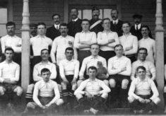 1908-1909 Bath Team