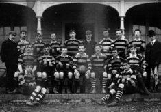1901 Bath Football Club 1st XV