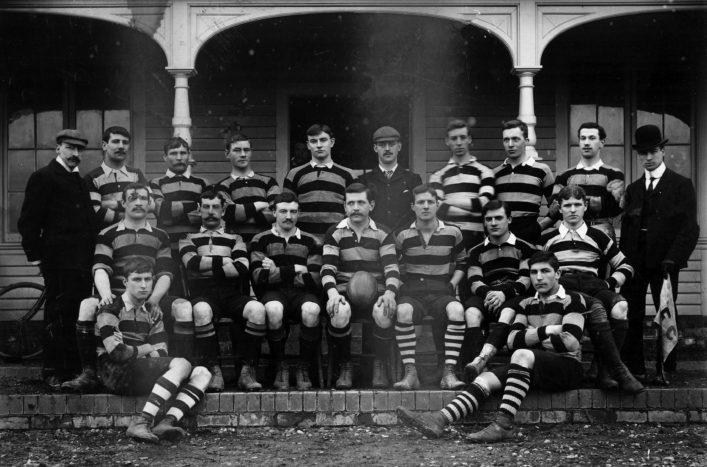 1901 Bath Team