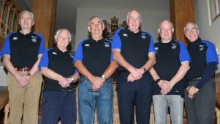 Bath Rugby Heritage Team October 2018