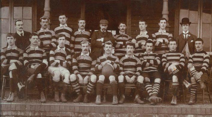 1898/99 Bath A Team