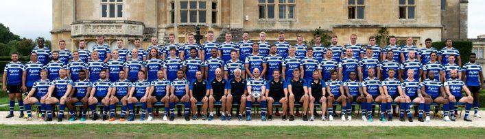 2018 2019 Bath Rugby Squad
