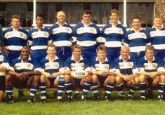 1995-1996 Bath Squad photograph