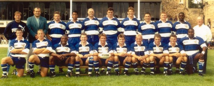 1995-1996 Bath Squad Photograph