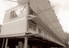 1994 South Stand nears completion