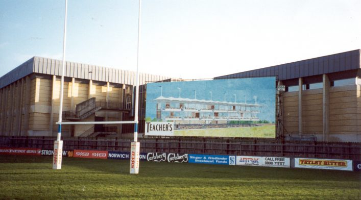 1994 South Stand Project